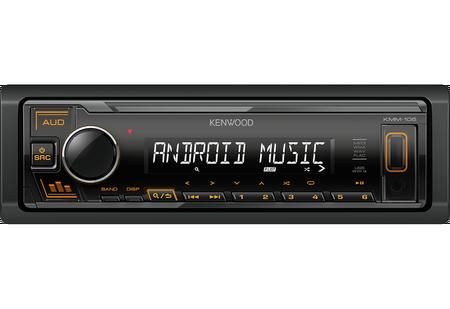Radioodtwarzacz Kenwood KMM-105AY (1)