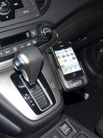Konsola KUDA pod telefon do Honda CR-V  (1)