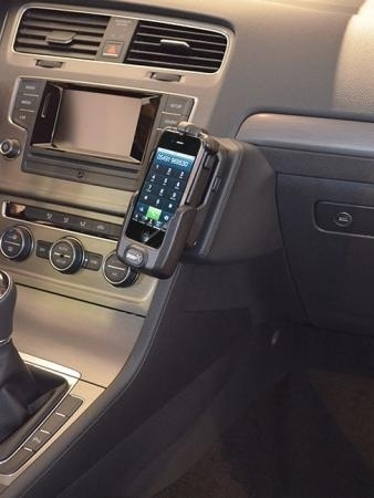 Konsola KUDA pod telefon do VW Golf VII (1)