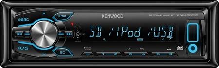 Radioodtwarzacz Kenwood KMM-361SD (1)